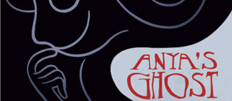 Book Review: Anya's Ghost by Vera Brosgol