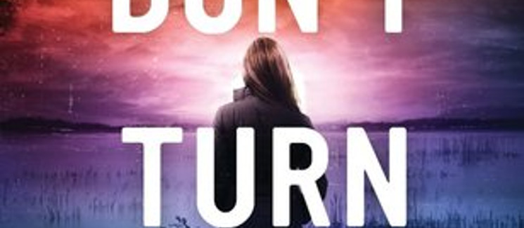 Book Review: Don't Turn Around by Caroline Mitchell