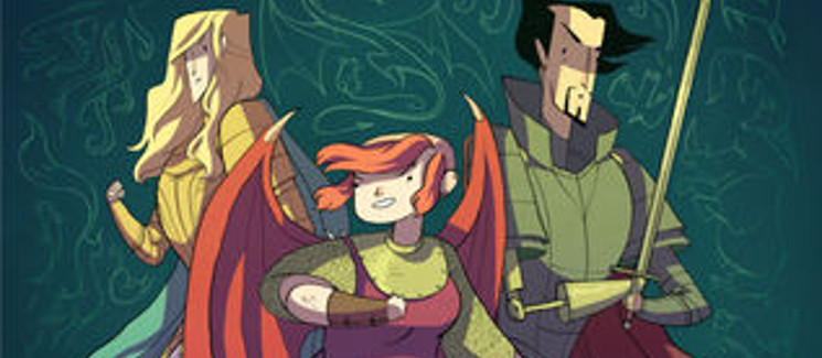 Book Review: Nimona by Noelle Stevenson